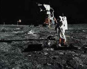 Buzz Aldrin ©NASA