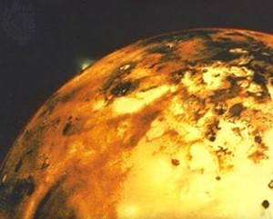 Vulcanii de pe suprafața lui Io - © Jet Propulsion Laboratory-National Aeronautics and Space Administration