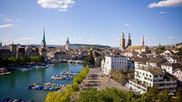 Zurich-Elvetia