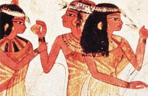 Îngrijirea pielii în Egiptul Antic