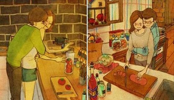 ilustratia iubirii